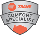 Trust your Heater installation or replacement in Cape Coral FL to a Trane Comfort Specialist.