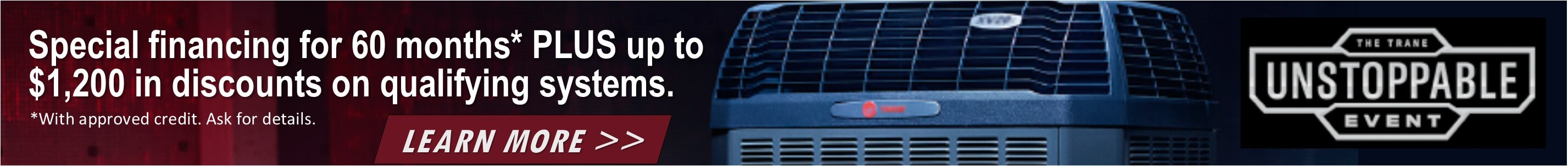 Our financing programs in Cape Coral make Air Conditioner replacement affordable.